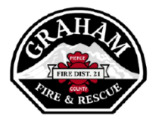 Graham Fire Logo