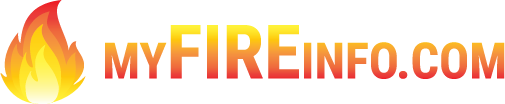 My Fire Info Logo